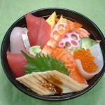 海鮮丼セット1,260円